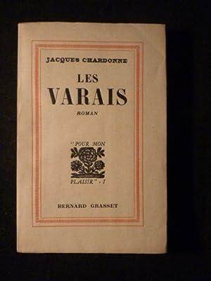 Les varais: CHARDONNE Jacques