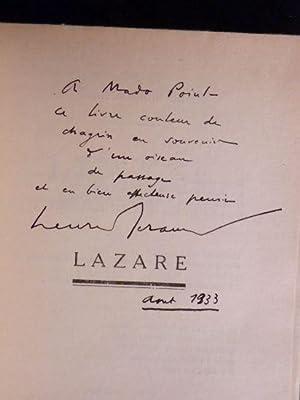 Lazare: BERAUD Henri