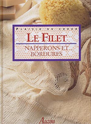 Le filet, napperons et bordures