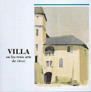 Villa ou les trois arts de vivre: Gaëtan Cassina, Antoine