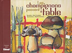 Les Champignons passent a table (French Edition)