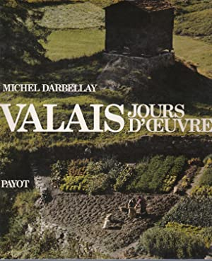 Valais, jours d'oeuvre (French Edition)