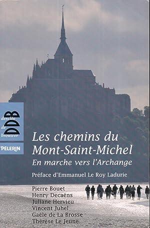 Les chemins du Mont-Saint-Michel en marche vers: Gaële de La