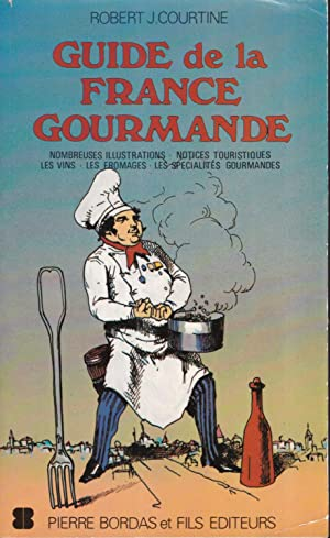 Guide de la France gourmande