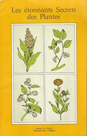 acheter les livres de la collection botanique abebooks bouquinerie le fo. Black Bedroom Furniture Sets. Home Design Ideas
