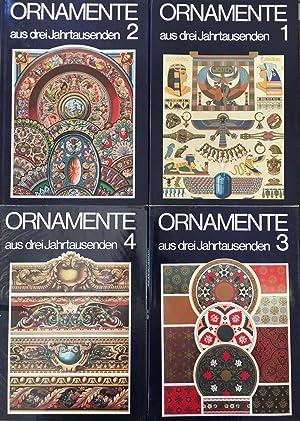 Ornamente aus drei jahrtausenden (4vol en francais: Collectif