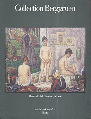 Berggruen Collection - Musee D'Art et D'Histoire, Geneve - 16 June - 30 October 1988 (Seurat, Cez...