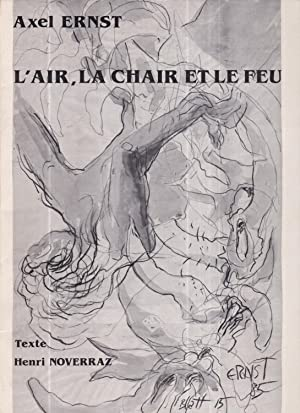 L'air, la chair et le feu