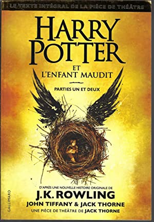 Harry Potter 8 : Harry Potter et l'enfant maudit