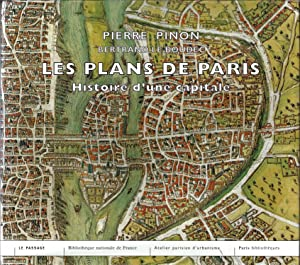 Les plans de Paris (French Edition)
