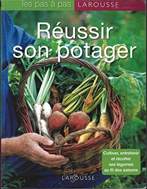 reussir son potager (French Edition)