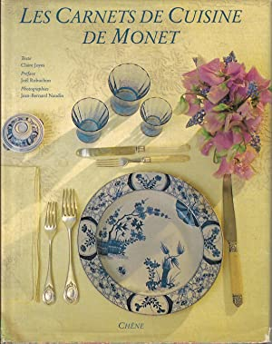 Les Carnets de Cuisine de Monet (French Edition)