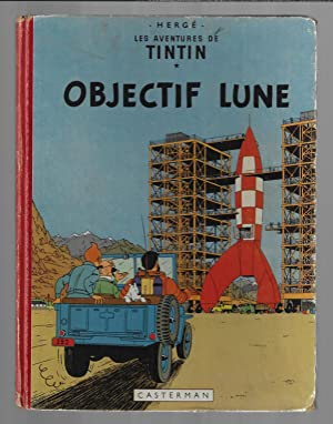 Tintin : Objectif Lune, tome 16
