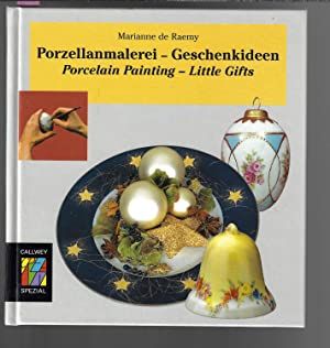 Porzellanmalerei - Geschenkideen - Porcelain Painting - Little Gifts