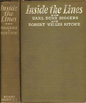 INSIDE THE LINES.: Biggers, Earl Derr