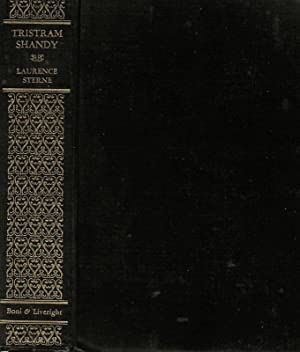 THE LIFE AND OPINIONS OF TRISTRAM SHANDY,: Sterne, Laurence.