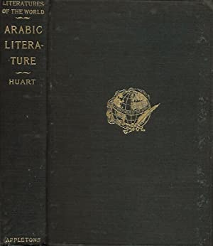 A HISTORY OF ARABIC LITERATURE.