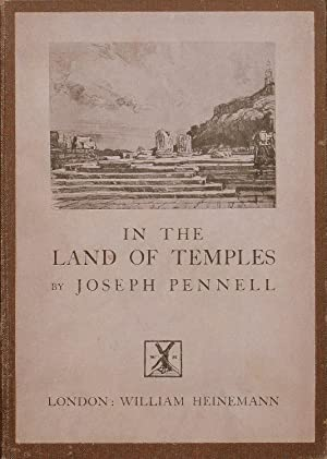 JOSEPH PENNELL'S PICTURES IN THE LAND OF: Pennell, Joseph.