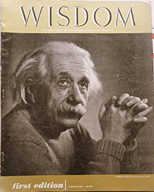 WISDOM. THE MAGAZINE OF KNOWLEDGE FOR ALL AMERICA.: Gutterman, Leon.