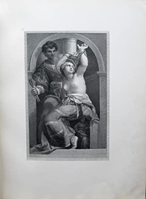 TOSCHI'S ENGRAVINGS FROM FRESCOES BY CORREGGIO AND PARMEGIANO. REPRODUCED BY THE HELIOTYPE ...