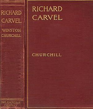 RICHARD CARVEL.: Churchill, Winston.