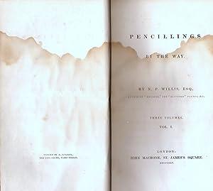 PENCILLINGS BY THE WAY.: Willis, N. P.
