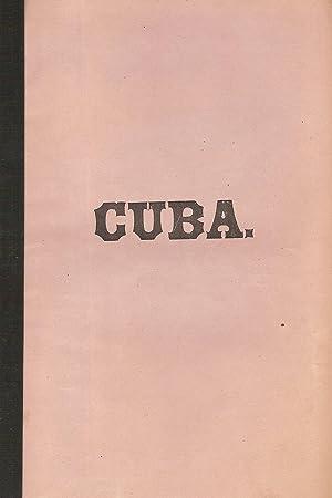 CUBA.: Norton, Francis L.