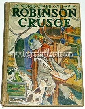 THE LIFE AND SURPRISING ADVENTURES OF ROBINSON: Mary A. Schwacofer