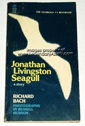 JONATHAN LIVINGSTON SEAGULL: Richard Bach