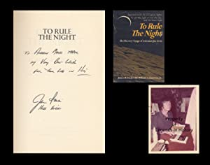 To Rule The Night: The Discovery Voyage: Irwin, James (Jim)