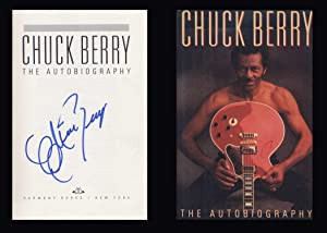 Chuck Berry: The Autobiography ***Signed***: Berry, Chuck