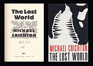 The Lost World ***Signed***: Crichton, Michael
