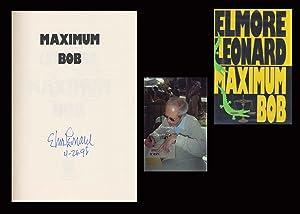 Maximum Bob Signed***: Leonard, Elmore
