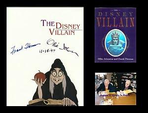 The Disney Villain: Thomas, Frank & Johnston, Ollie
