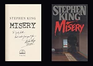 Misery ***Signed***: King, Stephen