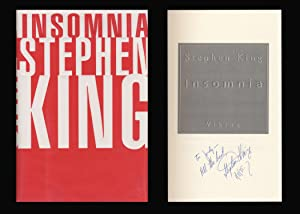 Insomnia ***Signed***: Stephen King
