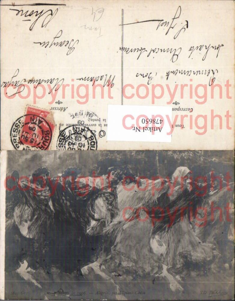 478650,Künstler Ak Ulpiano Checa Alegria Frauen Tanzen