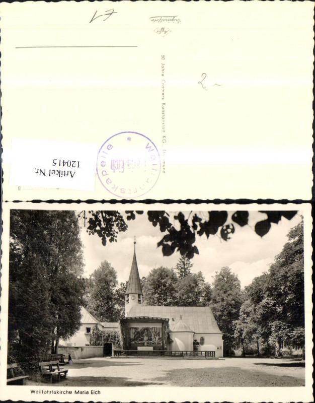 120415,Wallfahrtskirche Maria Eich