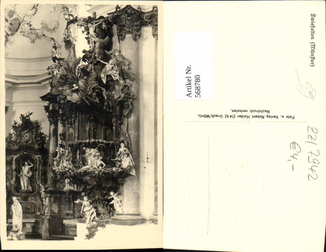 Original Holzstich Aus Griesinger 1866 Baden-württemberg Zwiefalten