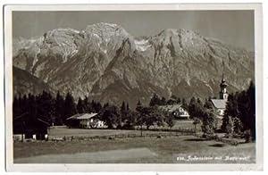 2210,Judenstein mit Bettelwurf bei Rinn Tirol