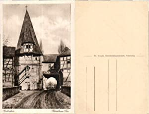 43385,Iphofen Rödelseer Tor