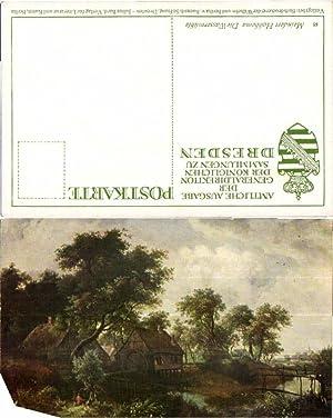 43729,Artist Pc Meindert Hobbema Wassermühle