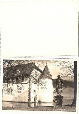 45175,Inzlinger Wasserschloss Inzlingen bei Lörrach 1940