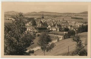 29694,Kaplice Kaplitz Ortsansicht 1935 Böhmen