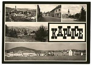 29697,Kaplice Kaplitz Mehrbild 1960