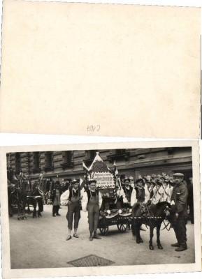 34199,Wien Innungsfest Innungslade Kupferschmiede 1650