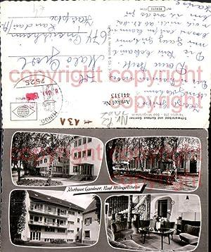 441313,Bad Mingolsheim Bad u. Kurhaus Gantner Mehrbildkarte