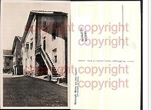 482048,Ftan Fetan Dorfstraße Motiv Kt Graubünden