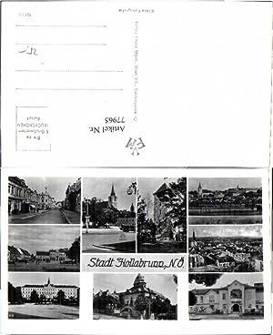 77965,Stadt Hollabrunn Mehrbildkarte