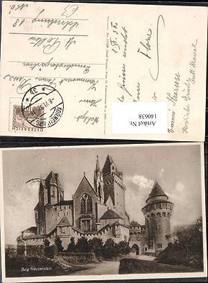 140638,Kreuzenstein bei Korneuburg